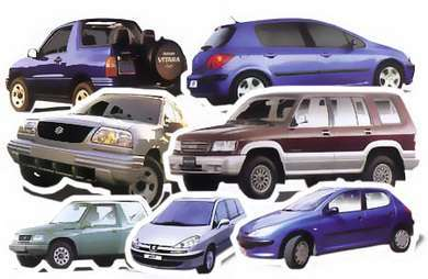 A list of Cars Above Rs. 3 Lakhs and Under 4 Lakhs in India
