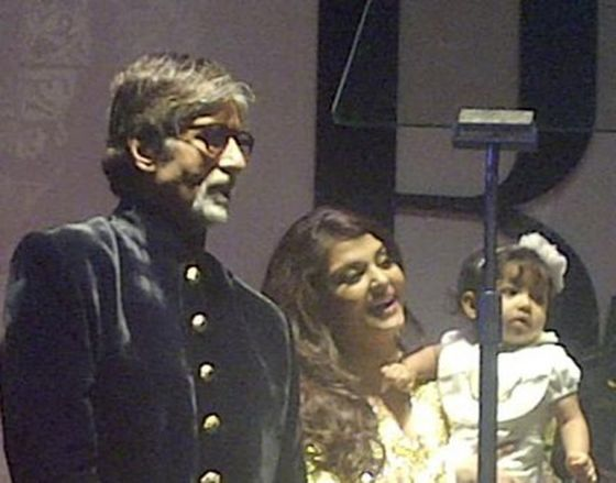 Baby Aaradhya bachchan Pictures