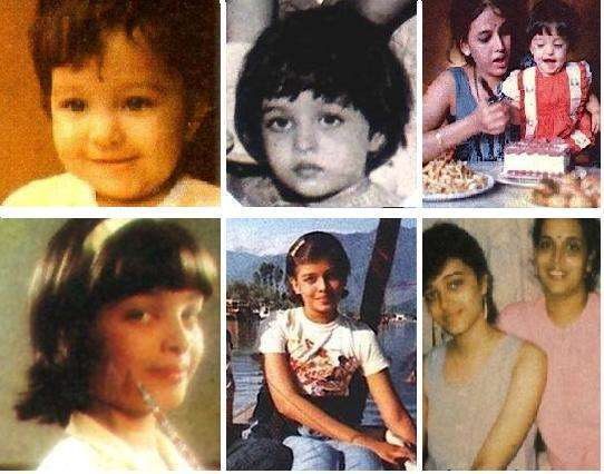 Bollywood Celebrity Baby Pictures - Can You Recognise Them?