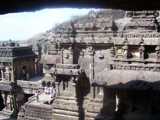 Ancient Temples in India, Ajanta ellora cave temples