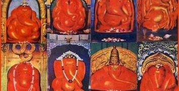 Ashtavinayak Temples - Home to Eight Self Created Idols of Ganpati