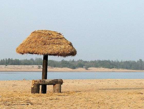 Beaches in Orissa, Ramchandi Beach