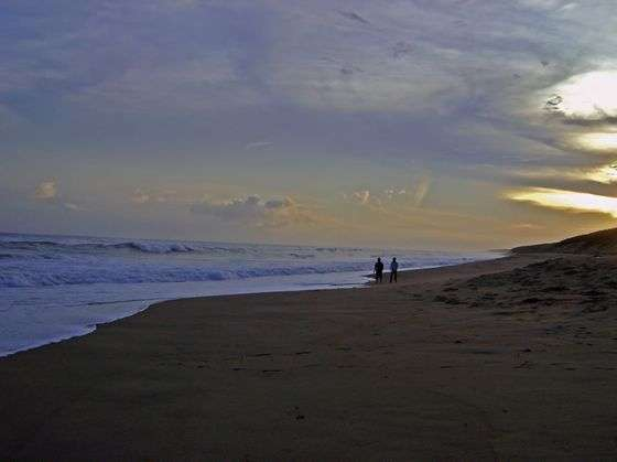 Beaches in Orissa, balighai beach