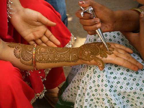 Beautiful and Intricate Mehndi Designs and Tattoos1