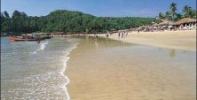 Best Beaches in India - The Goa Beaches