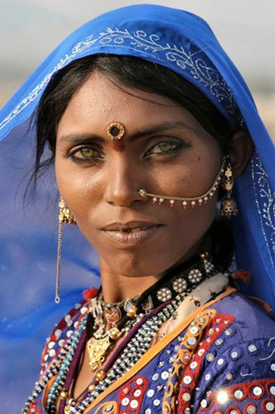 Bhil tribe of India