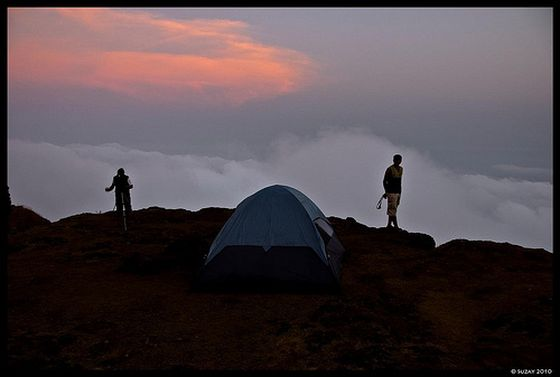 Camping places near Bangalore, Kodachadri