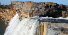 Chitrakoot Falls - The Largest Waterfall in India