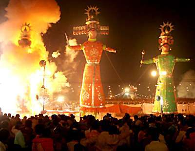 Dussehra- The Triumph of Good over Evil