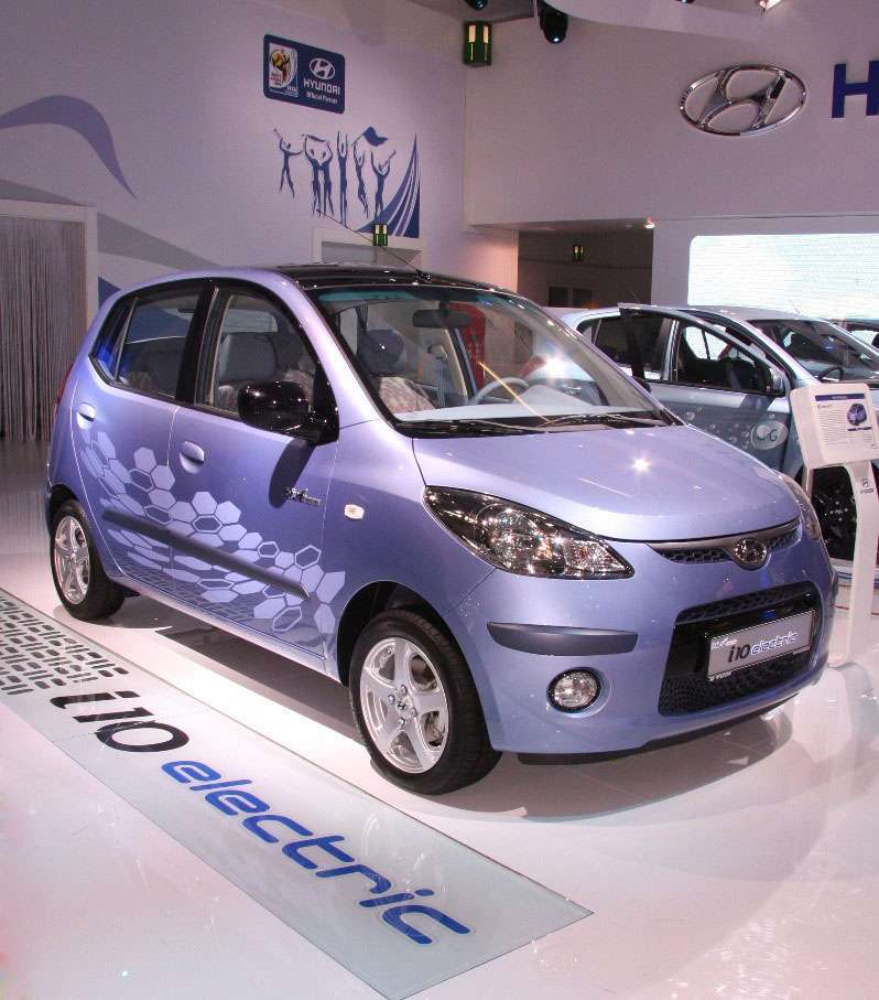 Electric cars in India