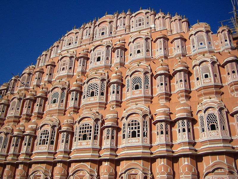 Places To See In India Hawa Mahal Jaipur Rajasthan