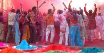 Holi - The Colorful Spring Festival of India