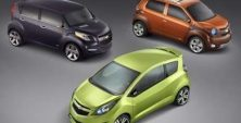 Hot Chevrolet Hatchbacks Cars in India that Heat-Up The Roads