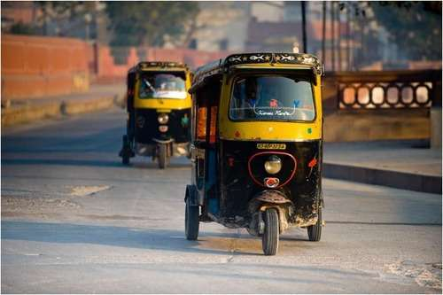 Indian Autorickshaw