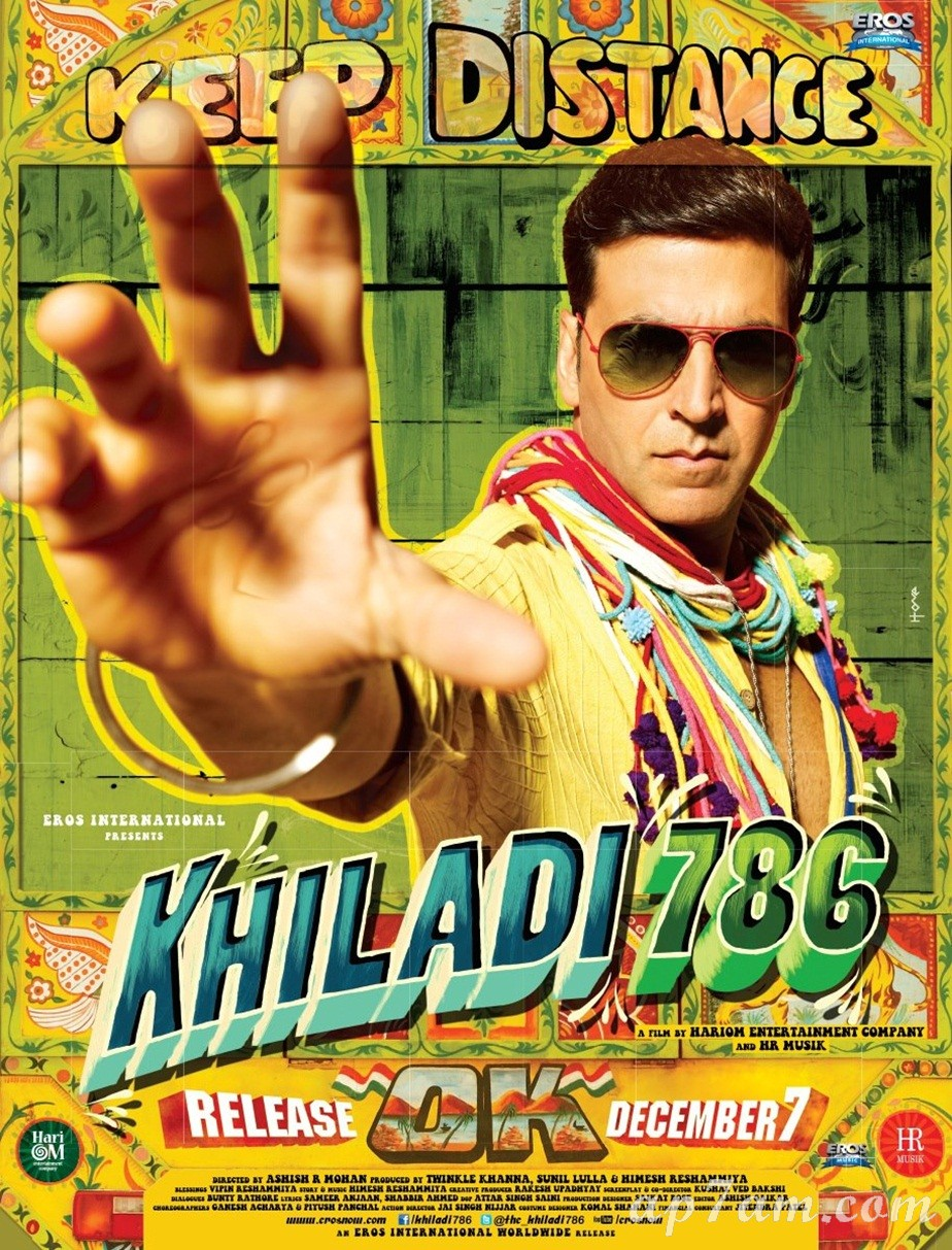 Khiladi 786 Movie Trailer