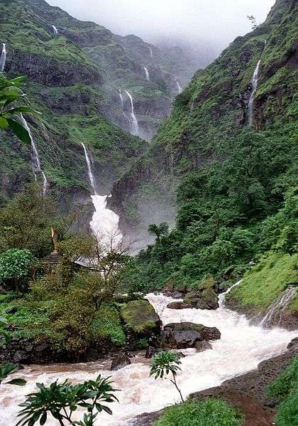 Marleshwar_Fall India