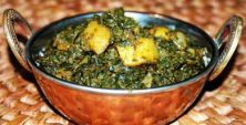 Methi Recipes from India