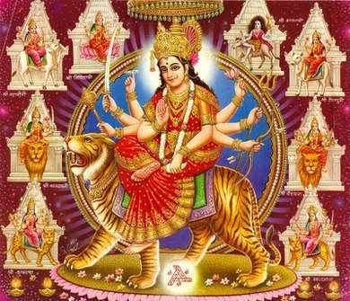 Navratri- The Worship of Power