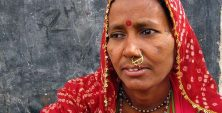 Nose rings in India