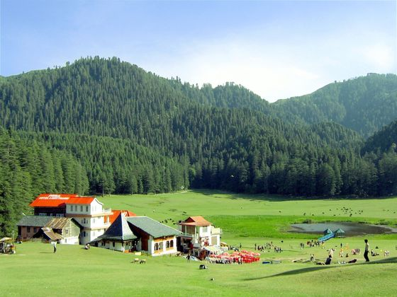 Offbeat Travel Destinations in India, Khajjar