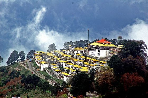 Offbeat Travel Destinations in India, Twang Monastery