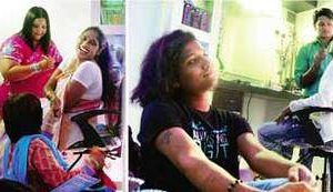 Pune's First Beauty Parlor Exclusively for Transgenders