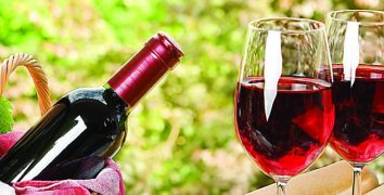 Red wine in india