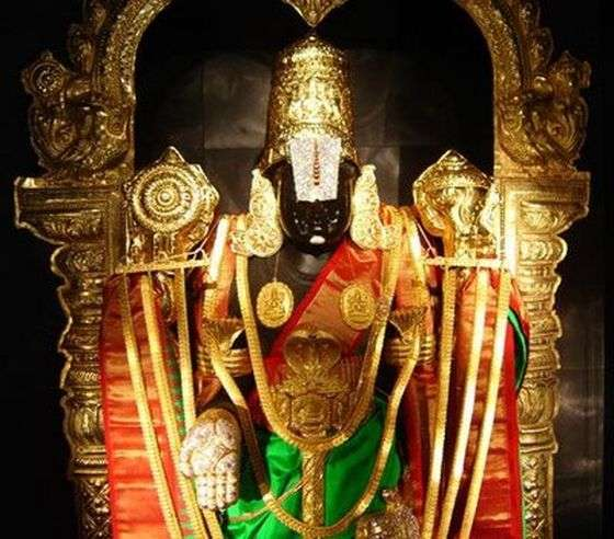 Richest Temples in India, tirupati balaji temple