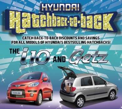 Sleek, Smart and Sporty - Hyundai Hatchback Cars in India