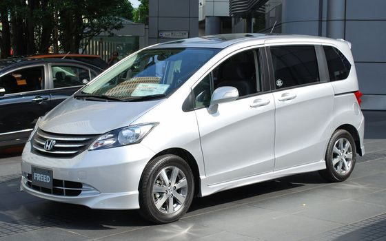 Soon to launch MPV in India, Honda Freed