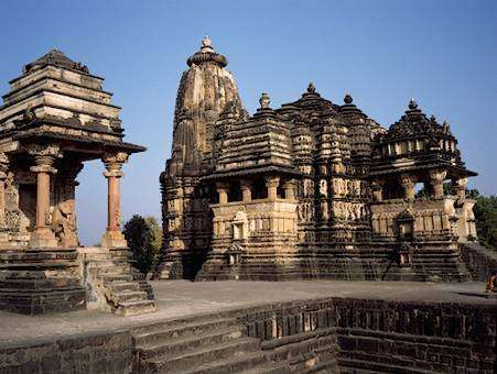 Famous Architecture Buildings In India khajuraho: exotic temples of india