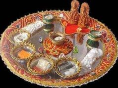 Thali Decoration- An Integral part of Karwa Chauth Puja
