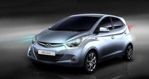 The Latest Hatchback Car India Will be on - Hyundai EON