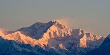 Top 12 Mountain Peaks of India