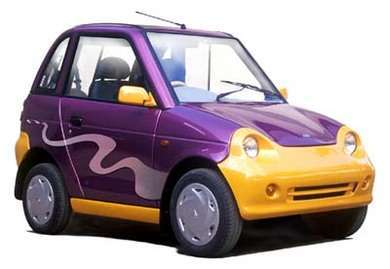 Two Seater Electric Car Price In India