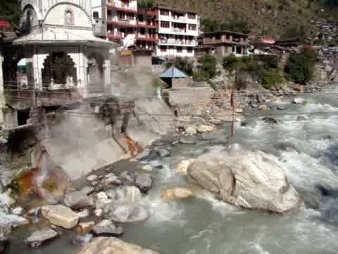 Top 5 Therapeutic Hot Springs of India