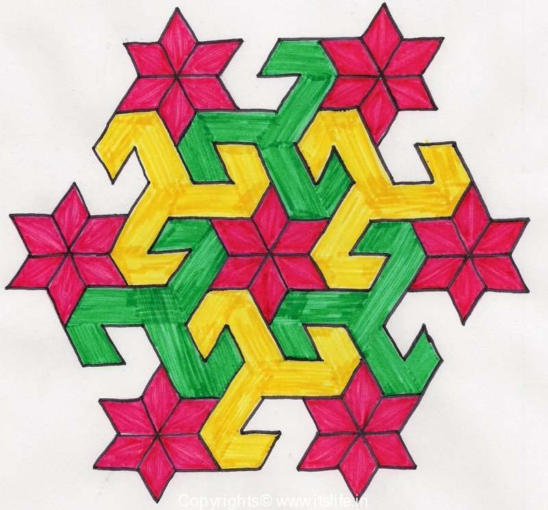 Your Search for Beautiful Rangoli Design Ends Here10