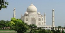 best time to visit Agra