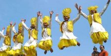 Folk Dance of Punjab