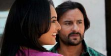 sonakshi Sinha and saif ali khan in bullet raja