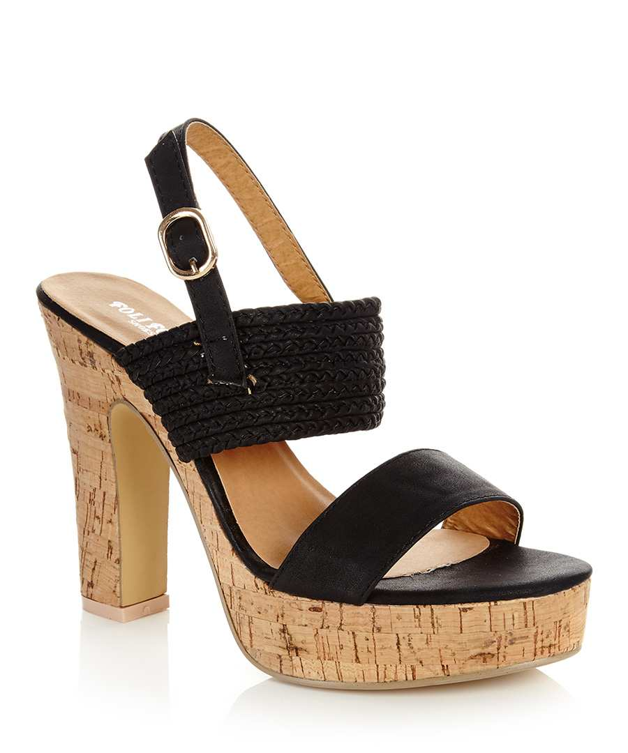 cork heels - What Kind Of Heels Are You Wearing Right Now? - Indiamarks
