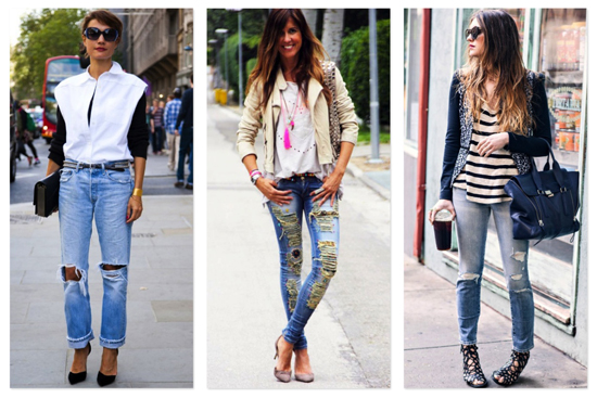 What is a Distressed Jeans? - Indiamarks
