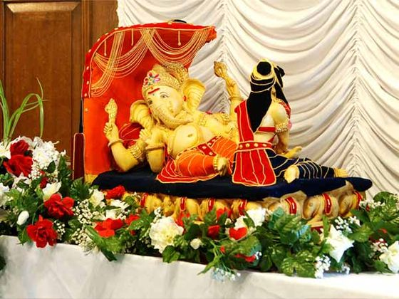 Ganesh Festival in pictures