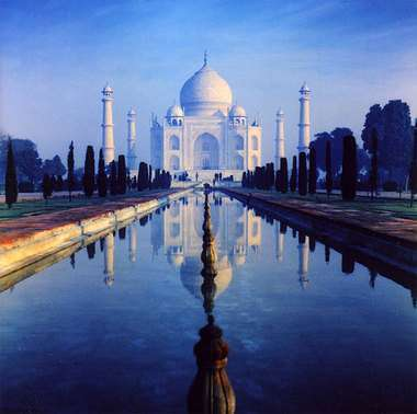 hillman's wonders of India