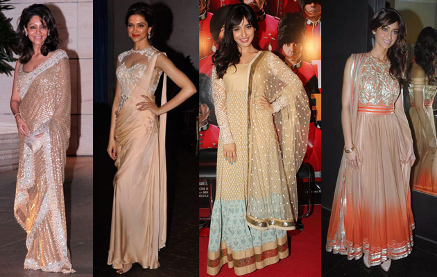 how to care for sequin saree or dress