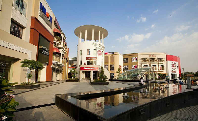 Amanora Town Centre