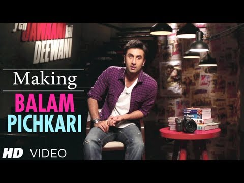 making of balam pichkari