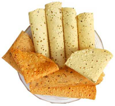 India's Crunchy Appetizer- The Papad (Papadums)