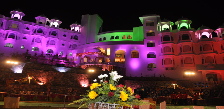 Bhairav Garh Resort