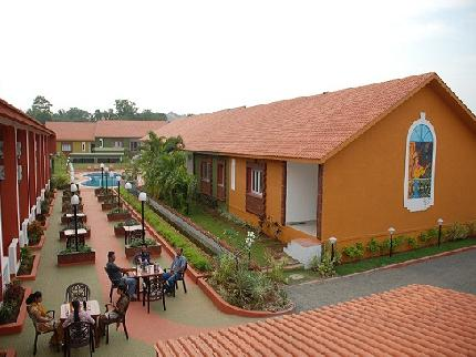 Goveia Resorts Anjuna